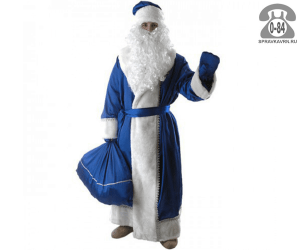 Костюм Дед Мороз 54-56 Н25-КСC Ланта (Lanta)