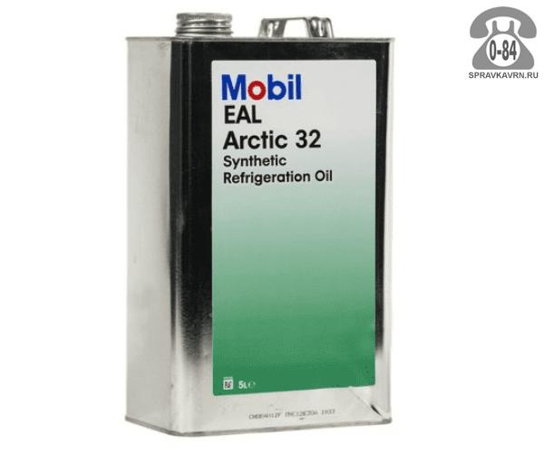 Компрессорное масло Arctic 32 5 л