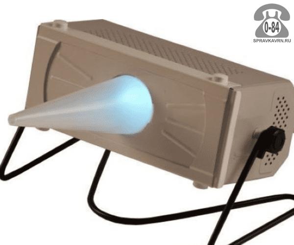 Ультрафиолетовый светильник ОУФК-09-1 настольный