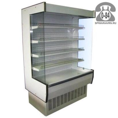 Витрина холодильная пристенная