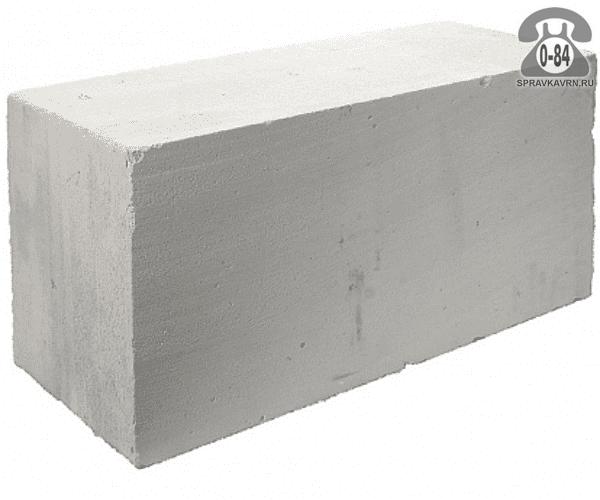 Блок газосиликатный D-500 600x400x250мм г. Липецк, Газобетон 48, ООО