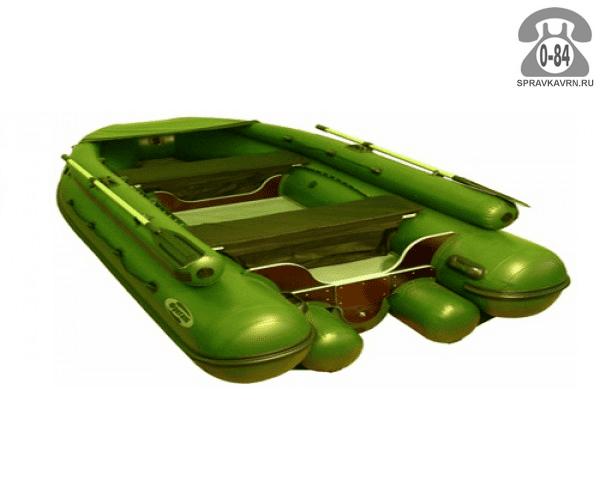Лодка надувная Фрегат M-350 FM LUX