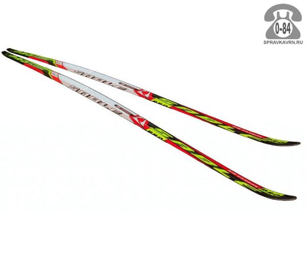 Лыжи Сабле (Sable) беговые 195 см прогулочные универсальный деревянный