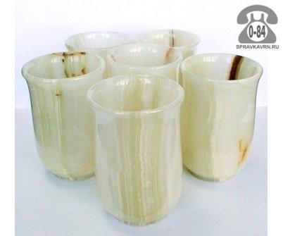 Набор посуды оникс для воды Пакистан