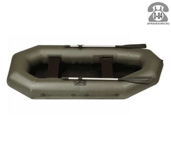 Лодка надувная Лоцман PROFI С-280 М ЖС