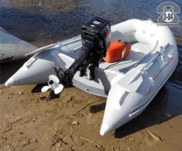Лодка надувная Баджер (Badger) Fishing Line 270 AD