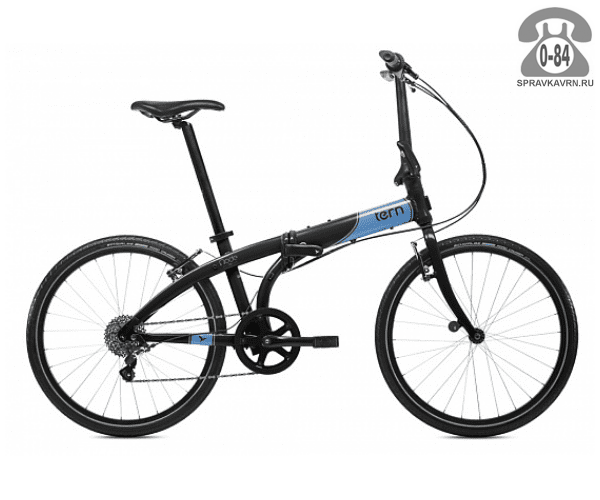 Велосипед Терн (Tern) Node D8 (2017)