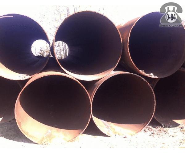 Некондиционная труба стальная 426 мм