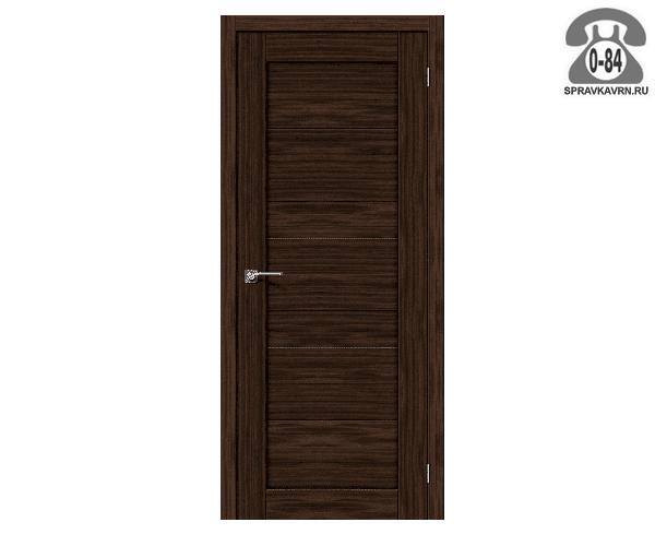 Дверь межкомнатная деревянная серии Porta X