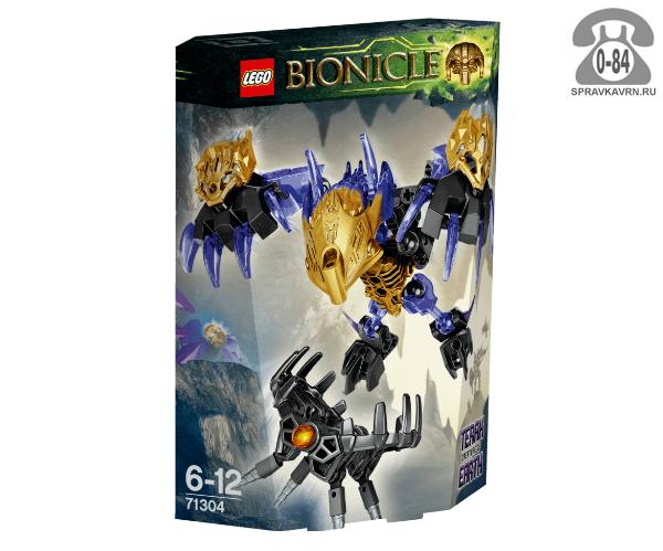 Конструктор Лего (Lego) Bionicle 71304 Терак - порождение Земли (тотемное животное), количество элементов: 74