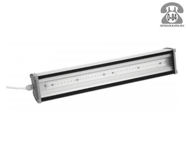 Светильник для производства SVT-Str U-L-16-125 16Вт