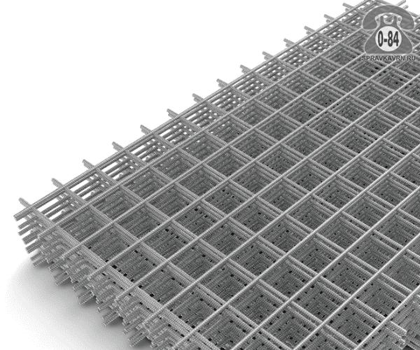 Сетка строительная диаметр 3.6 мм ячейка 55х55мм