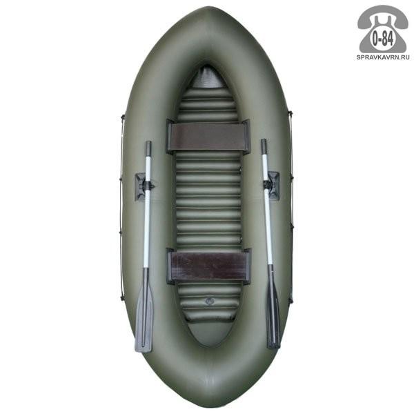 Лодка надувная Лоцман С-200