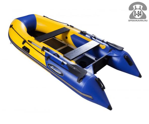 Лодка надувная Гладиатор (Gladiator) Light B270
