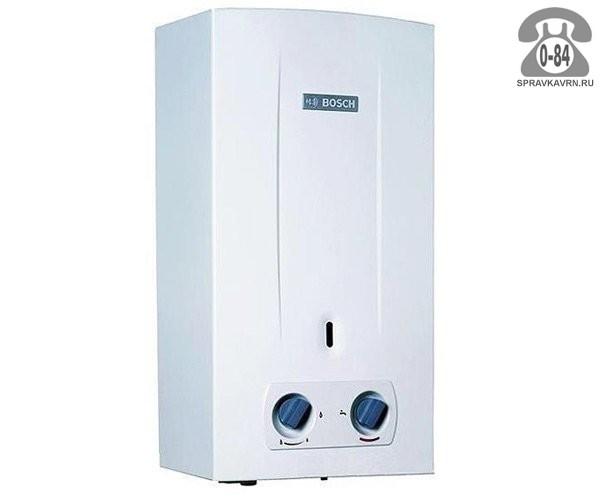 Газовая колонка Бош (Bosch) Therm 2000 O W 10 KB 17.4 кВт 10л/мин открытая камера