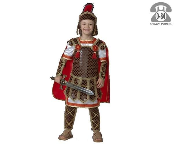 Костюм Гладиатор Звездный маскарад 34 418 Батик