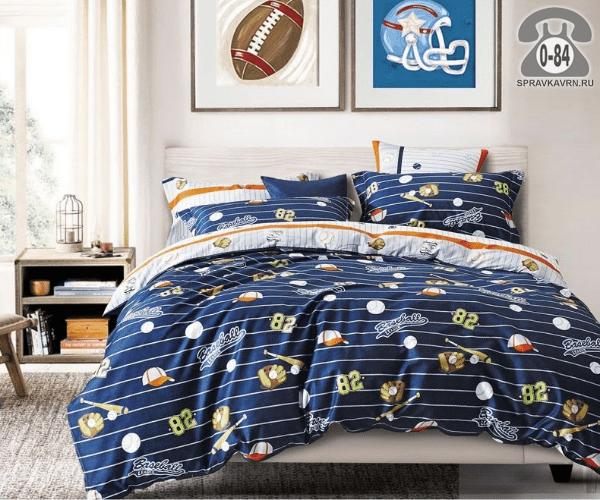 Детское постельное белье Дита Бейсбол сатин