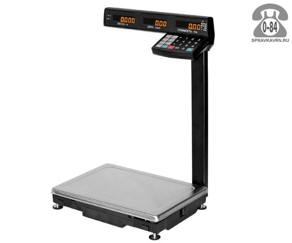 Весы торговые MK-15.2-TB21