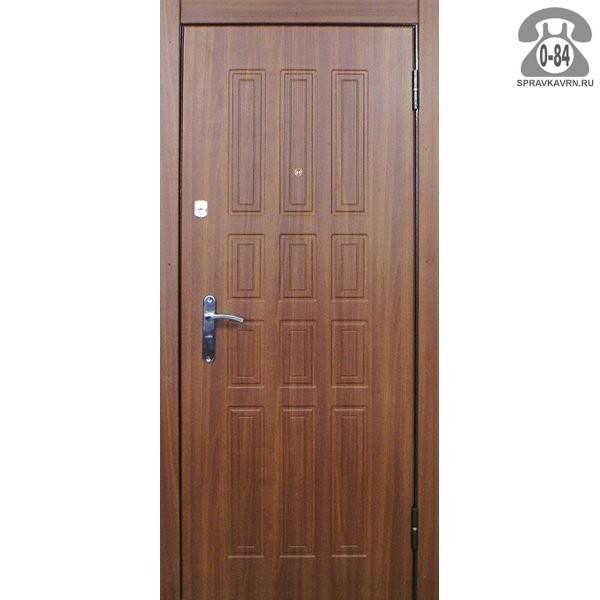 железная входная дверь в чехове