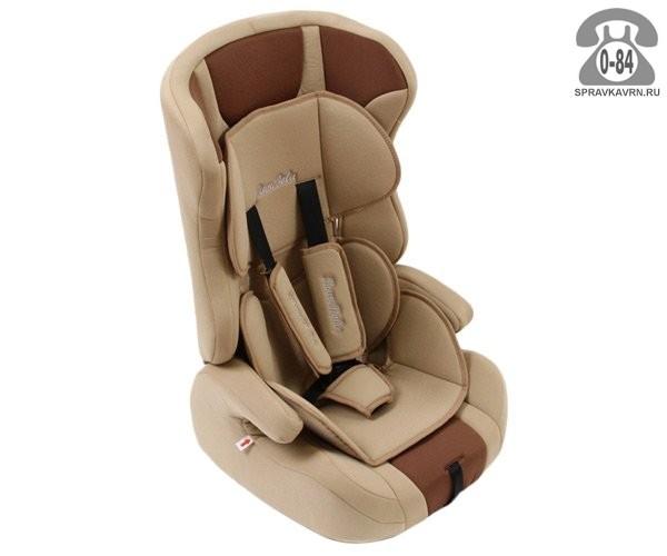Детское автокресло Бамбола (BamBola) MXZ-EA до 36 кг