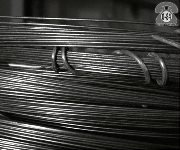 Проволока металлическая ВР-5 стальная