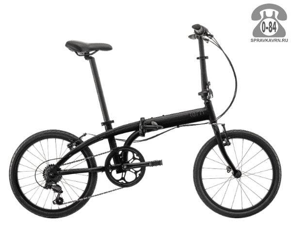 Велосипед Терн (Tern) Link B7 (2017)