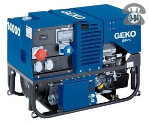 Электростанция Геко (Geko) 14000 ED-S/SEBA двигатель Briggs and Stratton