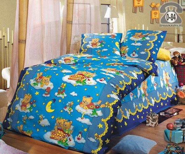 Детское постельное белье Бамбино бязь
