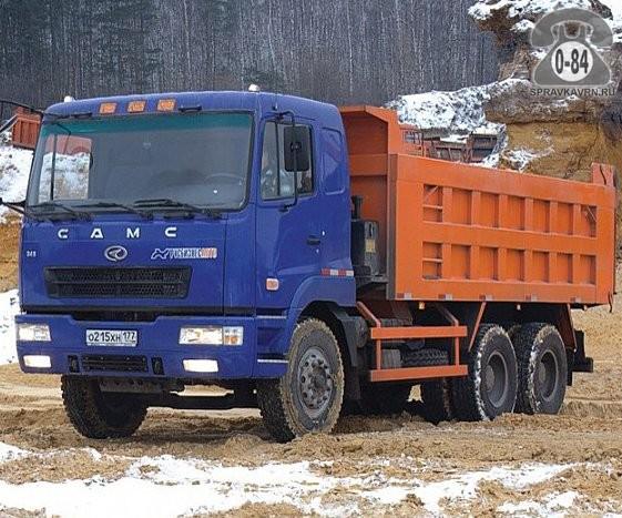 Запчасти для иномарок Камк (Camc) грузовой