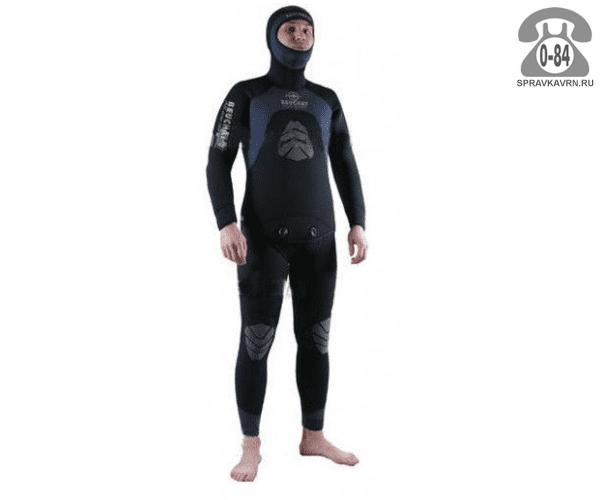 Гидрокостюм Бюша (Beuchat) Batiskaf Prestige, для подводной охоты