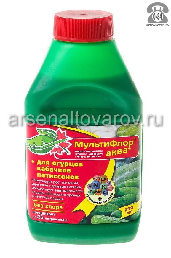 Удобрение минеральное Доктор Грин Мультифлор Аква