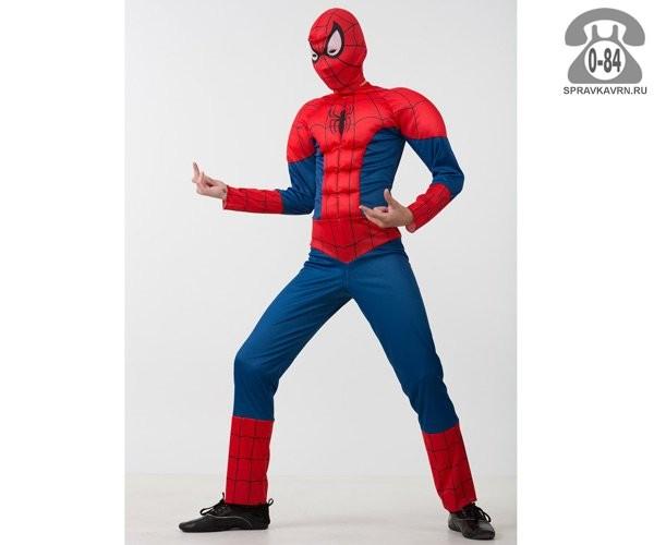 Костюм Человек-паук Звездный маскарад Дисней 38 5092 Батик