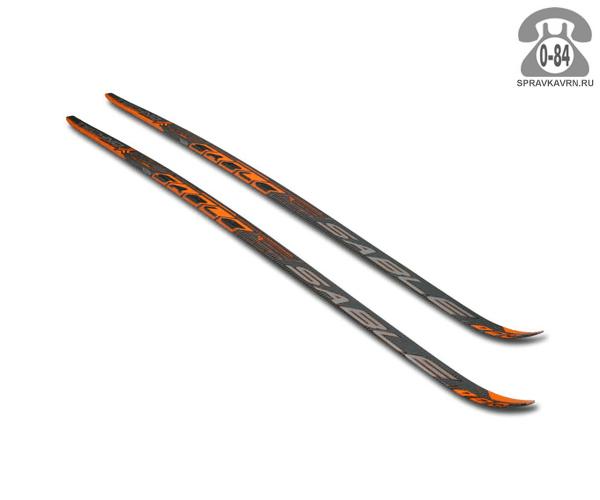 Лыжи Сабле (Sable) беговые 200 см прогулочные универсальный деревянный