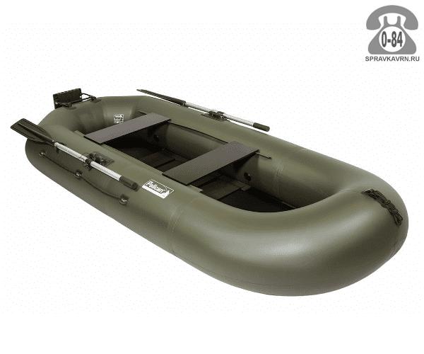 Лодка надувная Пеликан 280M