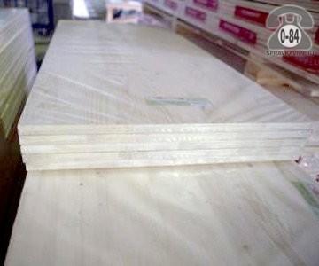 Щит мебельный дуб AB 20 мм 600 мм сращённый Россия