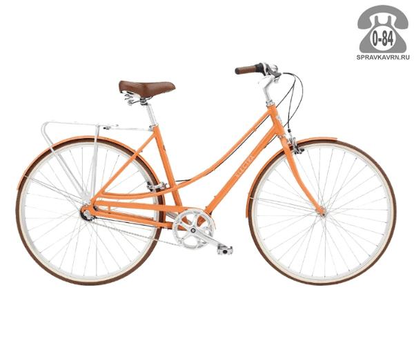 Велосипед Электра (Electra) Loft 3i Ladies (2016)