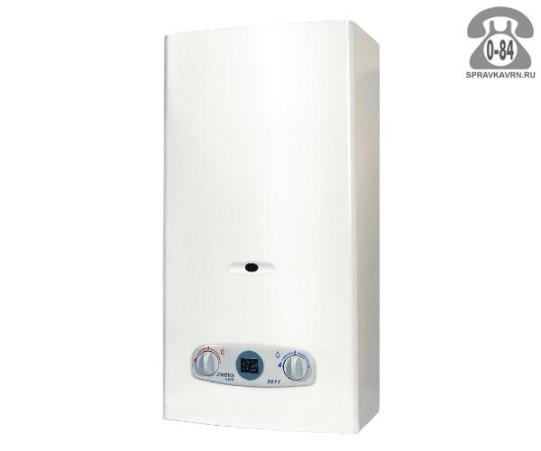Газовая колонка Нева (Neva) Lux 5611 21 кВт 11л/мин открытая камера