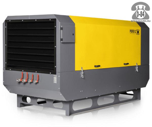 Компрессор Компраг (Comprag) 3S 23.5 кВт 7 бар 3000 л/мин 3600*1350*1280