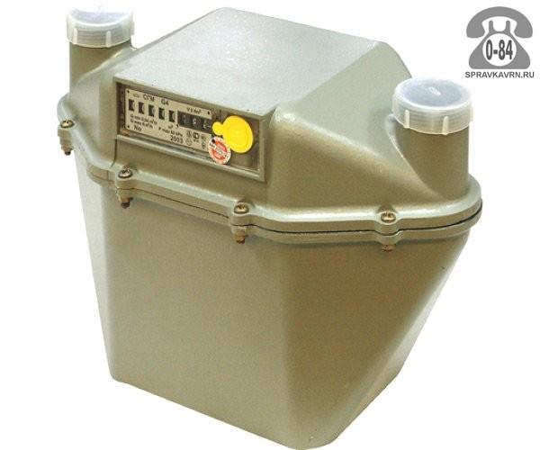 Счётчик газа СГМН (G-6)-04