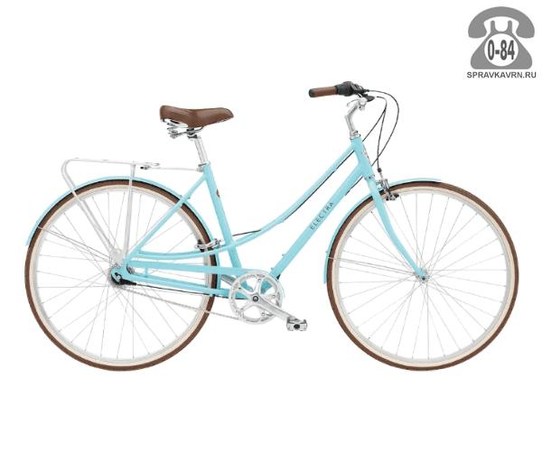 Велосипед Электра (Electra) Loft 7i Ladies (2016)