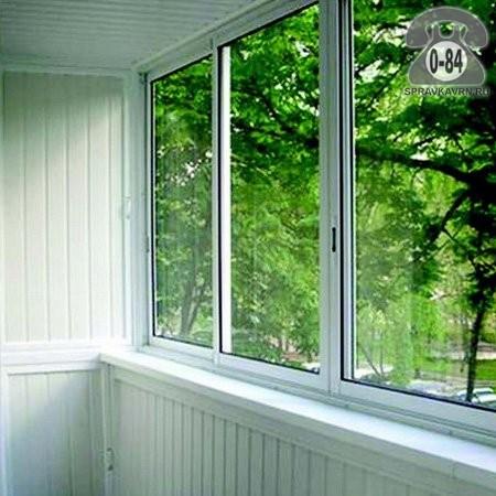 Рама для лоджий, балконов спк, ооо (светопрозрачные конструк.
