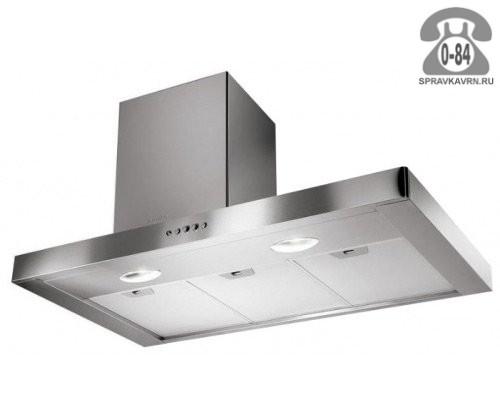 Вытяжка кухонная Фабер (Faber) STILO SX/SP 90