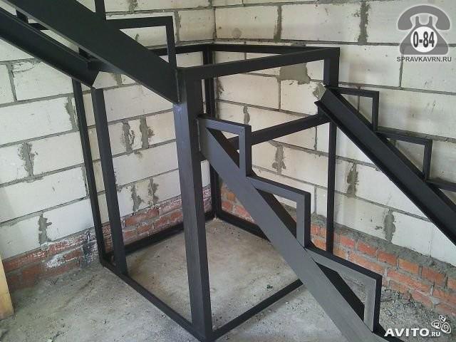 Лестница на второй этаж своими руками  инструкция