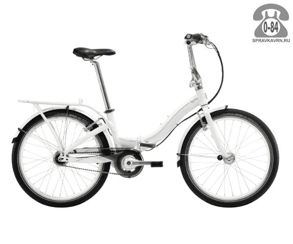 Велосипед Терн (Tern) Castro P7i (2017)