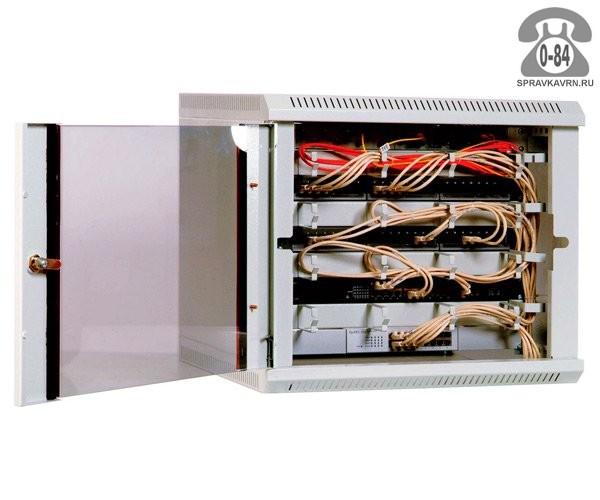 Шкаф монтажный с обогревом b-400x310x120