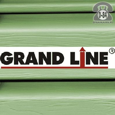 Сайдинг Гранд Лайн (Grand Line) Сибирский брус