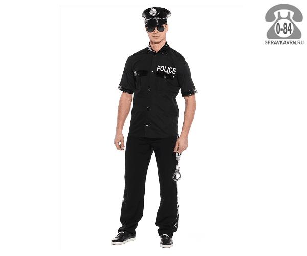 Костюм Полицейский 50 1302 Батик