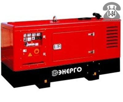 Электростанция Энерго ED 40/230 Y-SS двигатель Yanmar 4TNV98Т