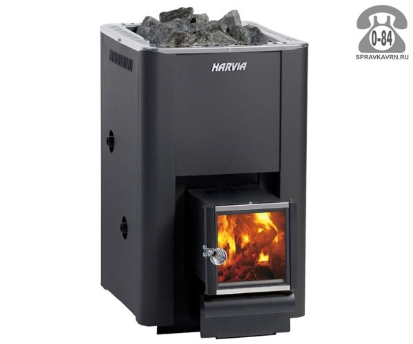 Печь банная Харвия (Harvia) 20 SL Boiler