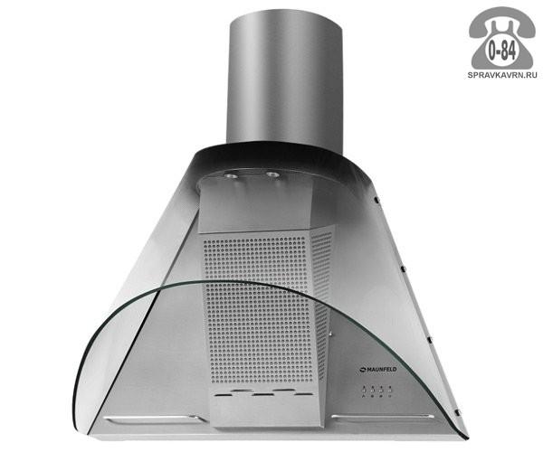 Вытяжка кухонная Маунфелд (Maunfeld) Trapeze 900
